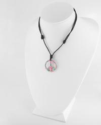 Bijoux fantaisie collier resine CL070