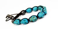 bracelet-tete-de-mort-turquoise