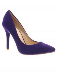 Escarpins violets