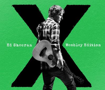 Ed sheeran - X Wembley Edition