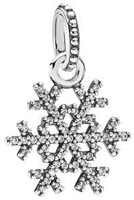 Pendentif flocon de neige - Pandora - 49€